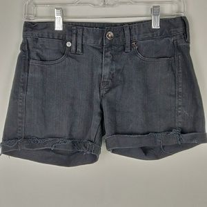 Madewell Jean Shorts Womens Stretch Size 24 Summer